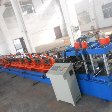 C & U & Z purline machine