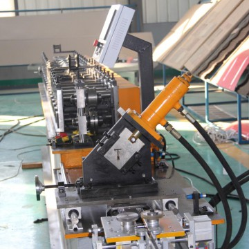 suspended drop ceiling 24-38 Main T grid roll forming machine