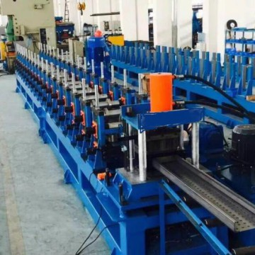 Galvanized layer ringlock scaffolding roll forming machine
