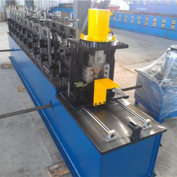 Metal bead with punched lip production line