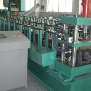 80 90 100 120 Rack upright Roll Forming Machine