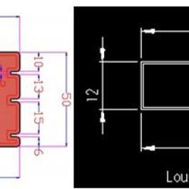 Square pipe interlocked seam making machine