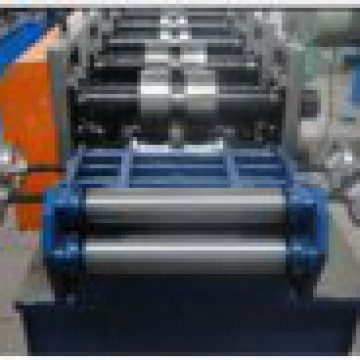 Half Automatic Flat T bar roll forming machine