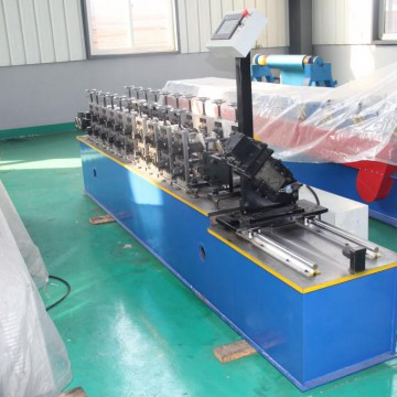 Trangular light keel machine