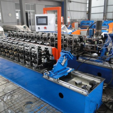 50, 75, 100 drywall light keel roll forming machine