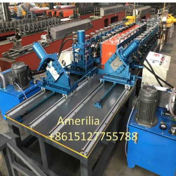 Drywall stud/track roll forming machine