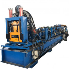 C60-300 Fully Automatic Adjustable C Purline,C Z Purline Forming Machines