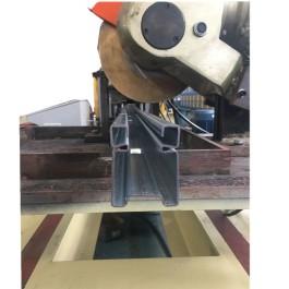 Zhongtuo rolling shutter door track door rail roll forming machine