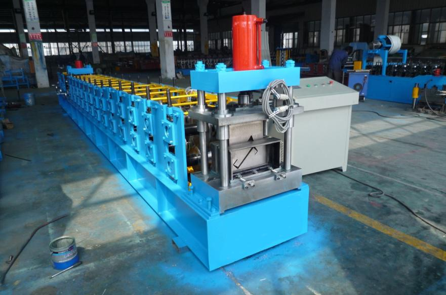 Z purline roll forming machine main purposes and advantages