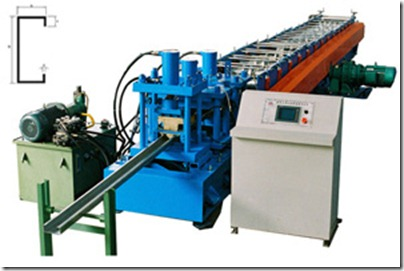 C-purlin-roll-forming-machine