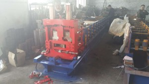Monotone Type C purlin machine