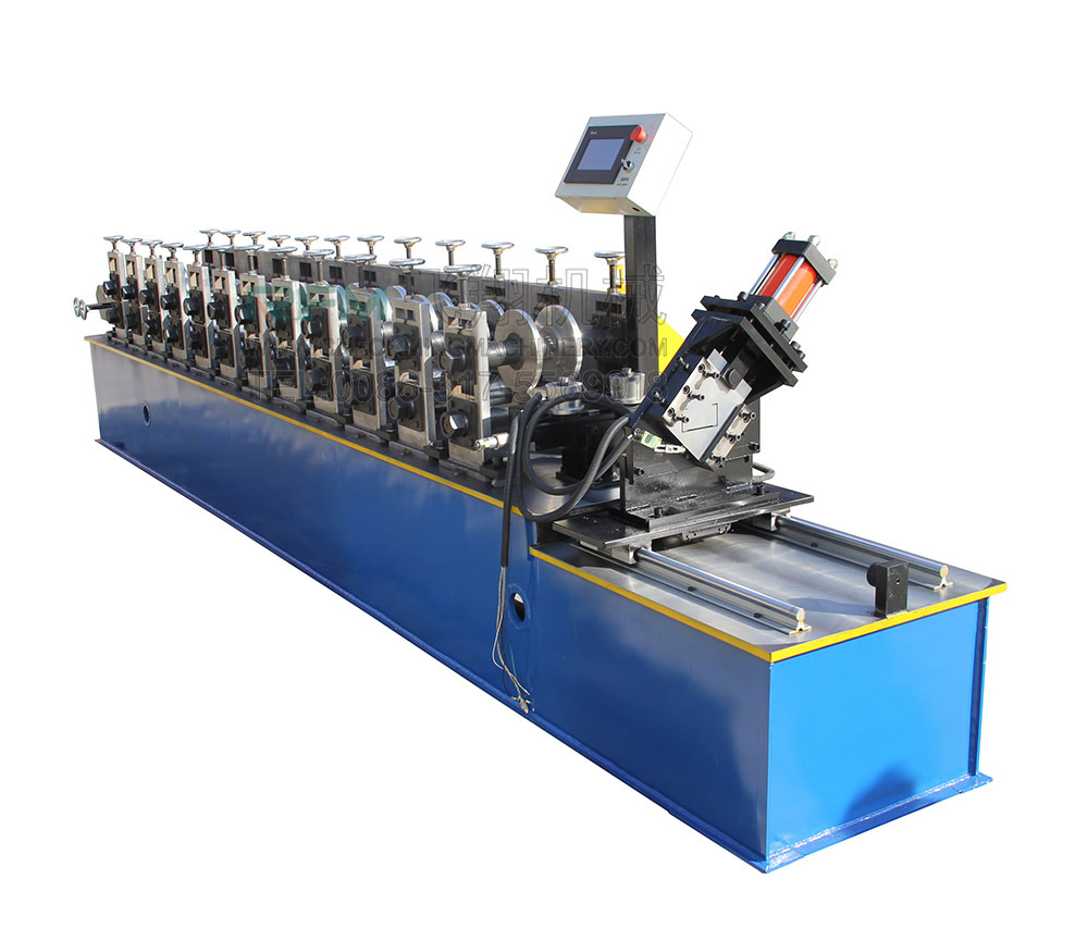 Ceiling light steel keel machine