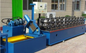 C steel machine technology and its application