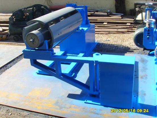 Slitting cutter roller machine