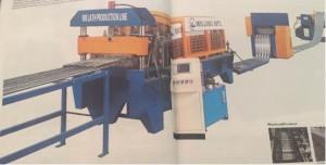 Rib Lath Production Line
