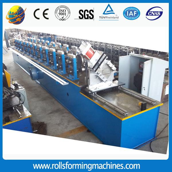 Light weight c purlin roll forming machine