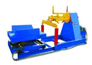 10 ton hydraulic decoiler