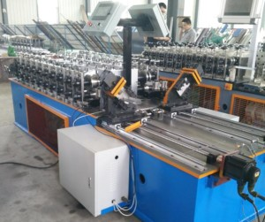 2 in 1 double production roll forming machine 1