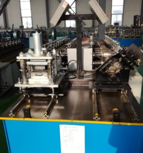 2 in 1 double production roll forming machine1