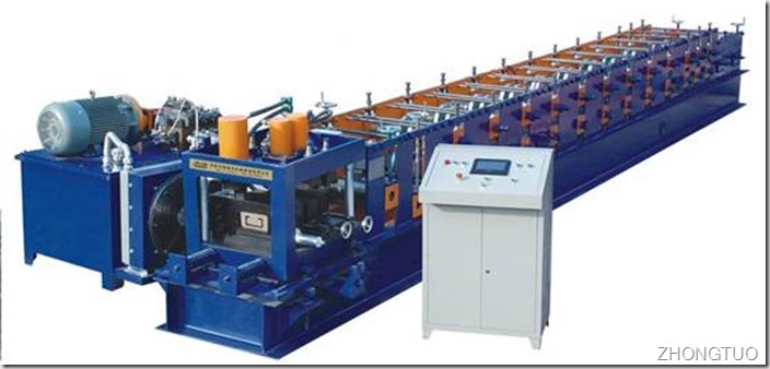 c purline machine