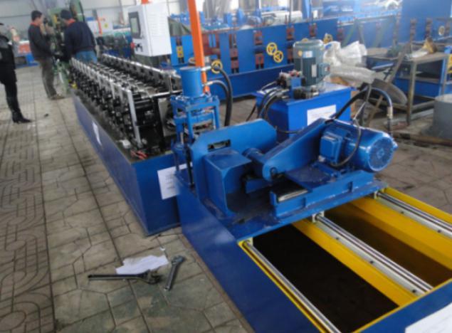 rolling shutter machine manufacturer