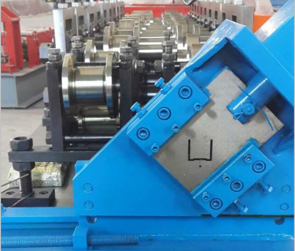 CU drywall channel roll forming machine