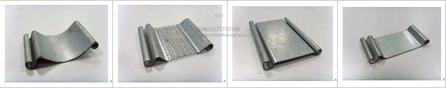 finished products of metal shutter door