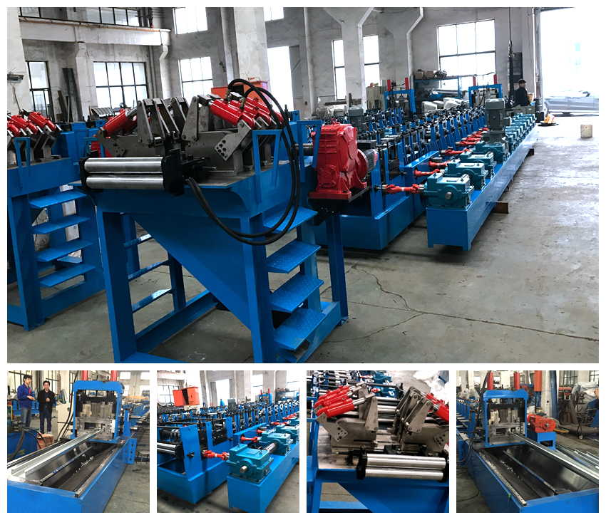 Roll Forming Machine For C Purlin