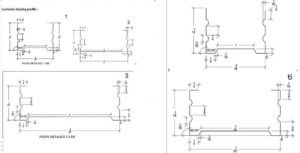 profile of Light steel keel forming machine