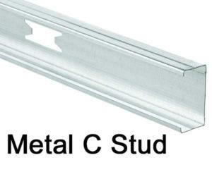 metal c stud