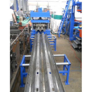 guardrail making equipment