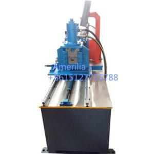 metal stud furring channel roll forming machine