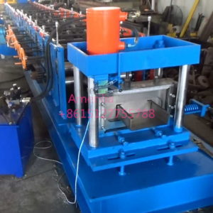 c shaped section channels roll forming machine