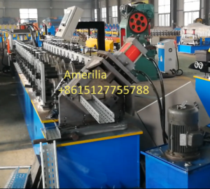 cable tray machine roll forming machine