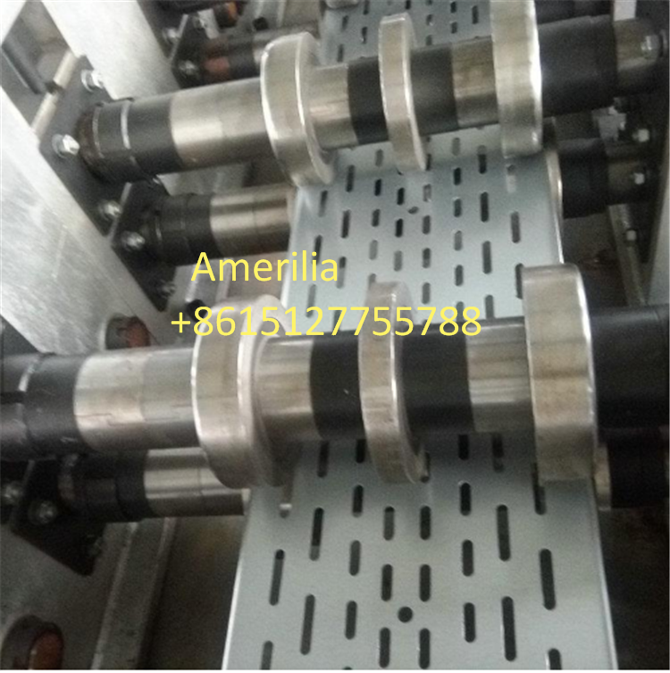 Cable tray rolling forming machine for Hungary