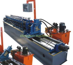 ceiling panel forming machine