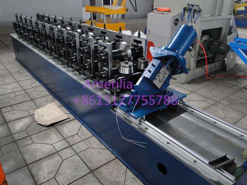 drywall furring channel making machine