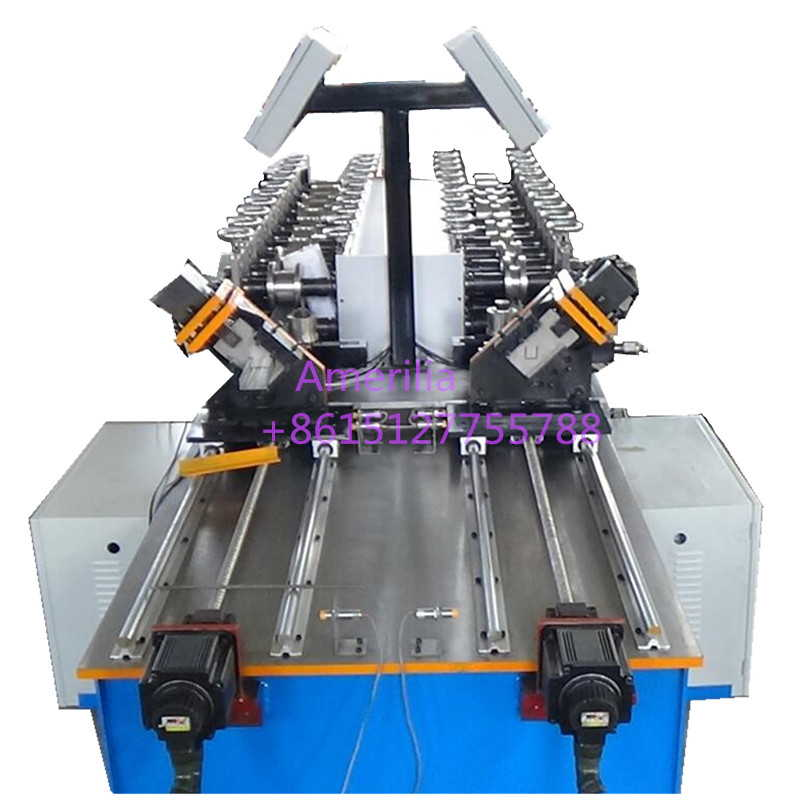 integrated ceiling keel machine