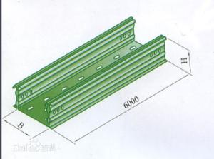 Tray cable tray