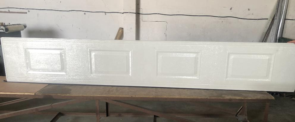 Continuous PU Garage Door Panel Production Line
