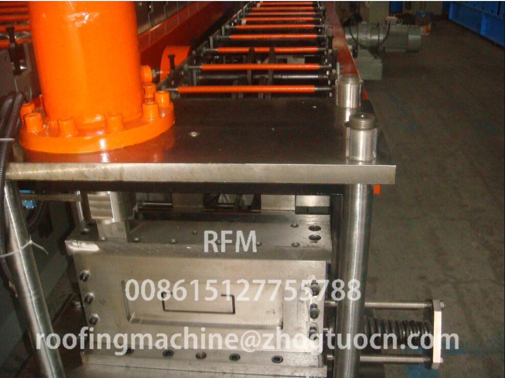 Light steel keel rolling forming machine for steel house