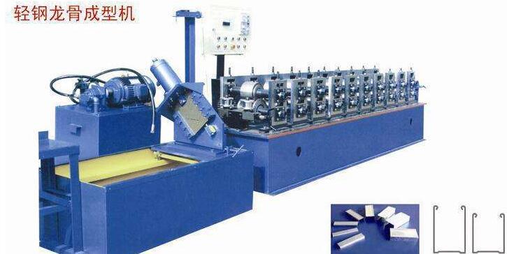 Characteristics of C-section Steel Machine Equipment