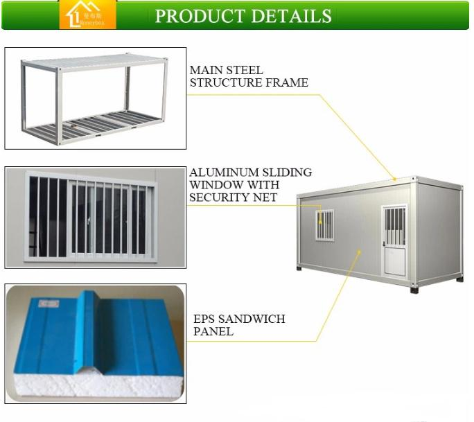 Australian specification standards shipping living Container house frame making machine