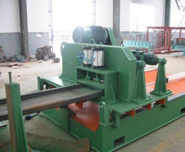Heavy duty C purline, L purline roll forming machine