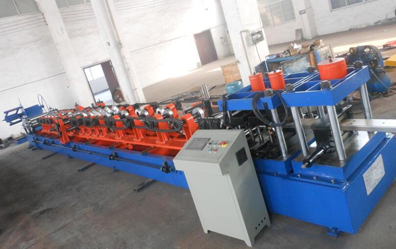 Light guage construction machinery