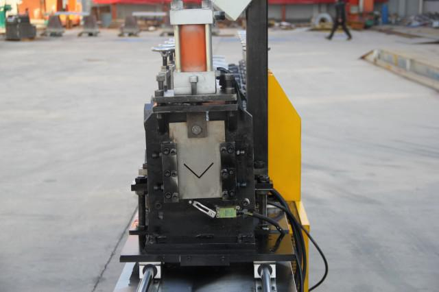 machine meshy wall angle roll forming machine