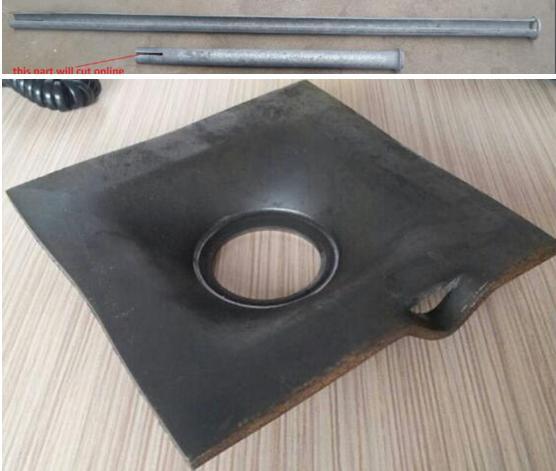 metal bolting making machine