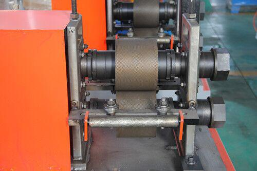 metal knurling machine