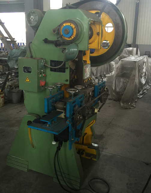 Steel coil inner or outside edge protector rolling forming machine