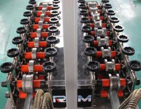 50m/min high speed combined machine for truss and furring hat light keel